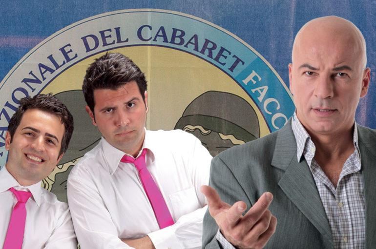 """Festival Nazionale del Cabaret """"Facce da Bronzi"""""""