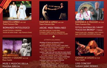 Programma Completo del Festival