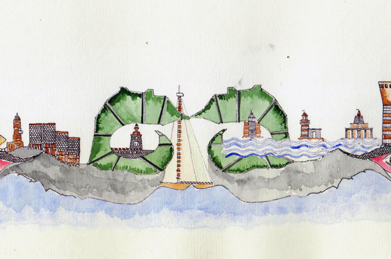 Reggio e i Miti della Magna Grecia – Mostra di Disegni